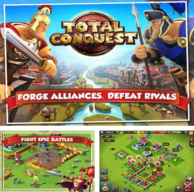In addition to the game Classic brick for iPhone, iPad or iPod, you can also download Total conquest for free.