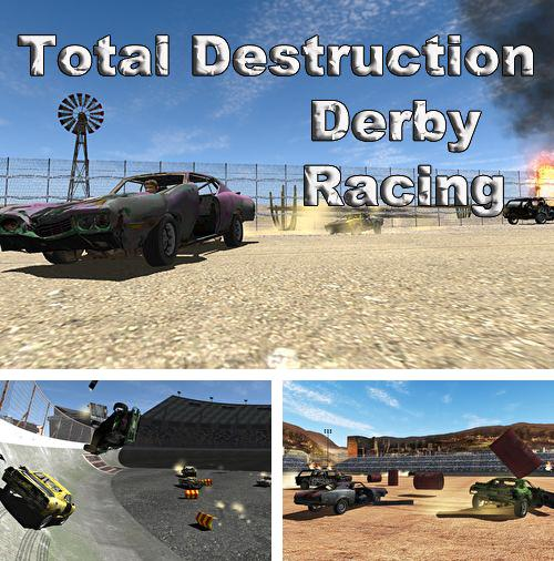 En plus du jeu Le Sauvetage du Jardin pour iPhone, iPad ou iPod, vous pouvez aussi télécharger gratuitement Destruction totale: Compétition de derby, Total destruction: Derby racing.