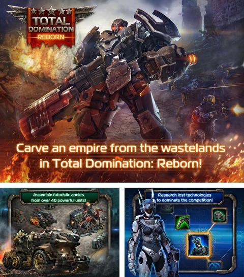 In addition to the game Ku: Shroud of the Morrigan for iPhone, iPad or iPod, you can also download Total Domination - Reborn for free.
