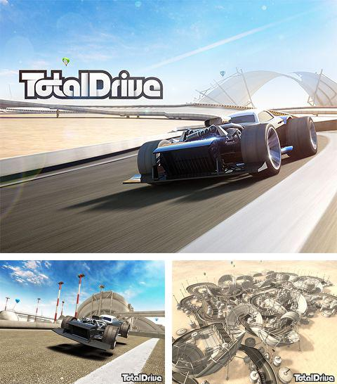 In addition to the game Crossy road for iPhone, iPad or iPod, you can also download Total drive for free.