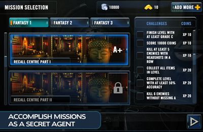 Screenshots of the Total Recall Game game for iPhone, iPad or iPod.