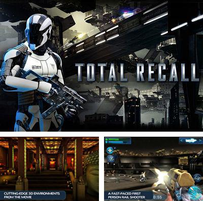 In addition to the game Tank Battle - World of Tanks for iPhone, iPad or iPod, you can also download Total Recall Game for free.