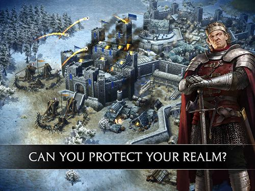 Descarga gratuita de Total war battles: Kingdom para iPhone, iPad y iPod.