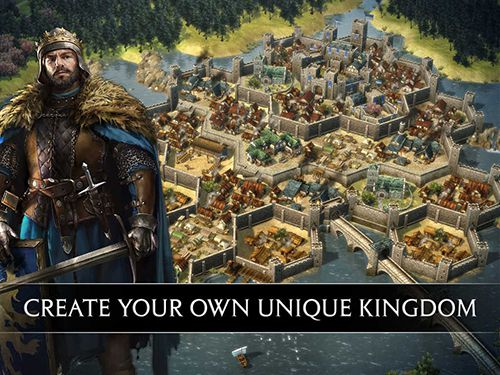 Capturas de pantalla del juego Total war battles: Kingdom para iPhone, iPad o iPod.