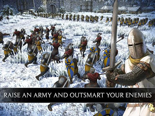 Screenshots of the Total war battles: Kingdom game for iPhone, iPad or iPod.