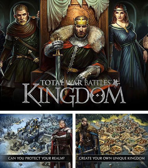 In addition to the game Dragon project for iPhone, iPad or iPod, you can also download Total war battles: Kingdom for free.