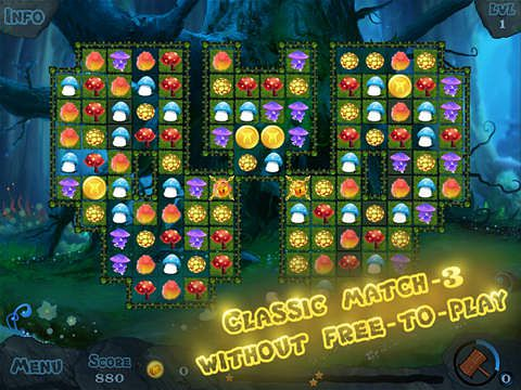 Free Toto: Fairy forest download for iPhone, iPad and iPod.