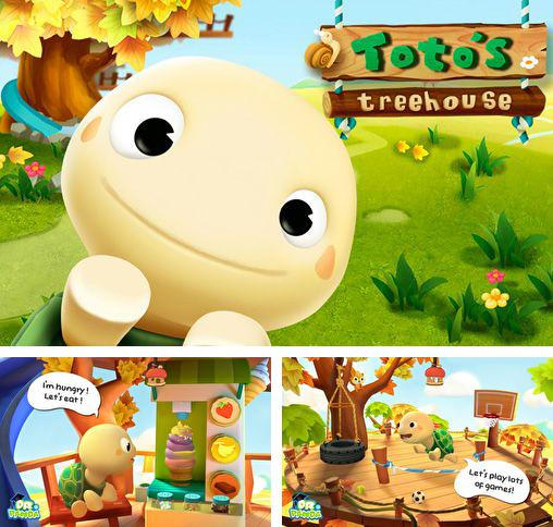 In addition to the game Bug princess 2 for iPhone, iPad or iPod, you can also download Toto's treehouse for free.