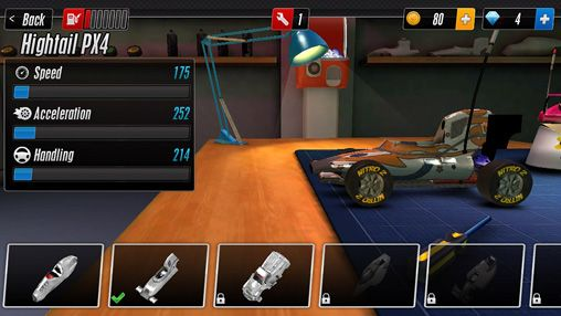 Free Touch racing 2 download for iPhone, iPad and iPod.