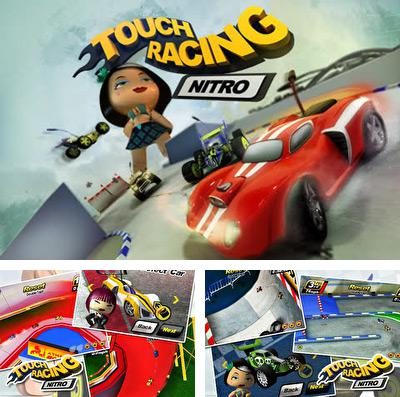 In addition to the game Doodle Wars 3: The Last Battle for iPhone, iPad or iPod, you can also download Touch Racing Nitro – Ghost Challenge! for free.