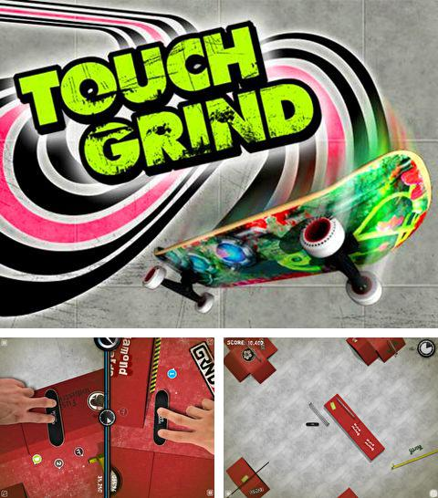 In addition to the game Montezuma Puzzle for iPhone, iPad or iPod, you can also download Touchgrind for free.