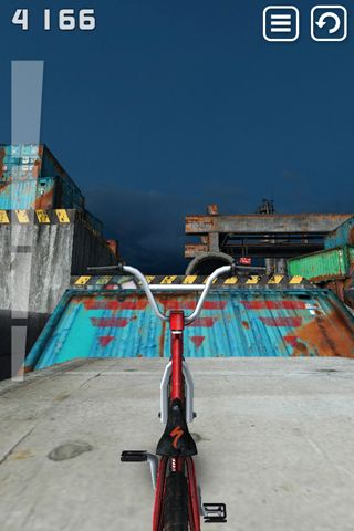 Descarga gratuita de Touchgrind BMX para iPhone, iPad y iPod.