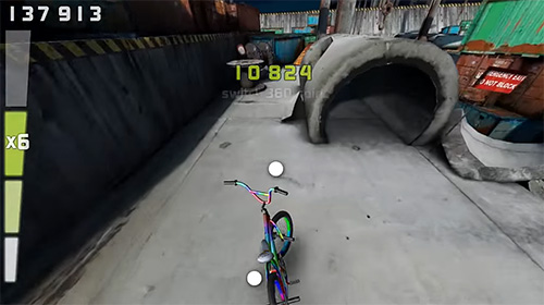Free Touchgrind BMX 2 download for iPhone, iPad and iPod.