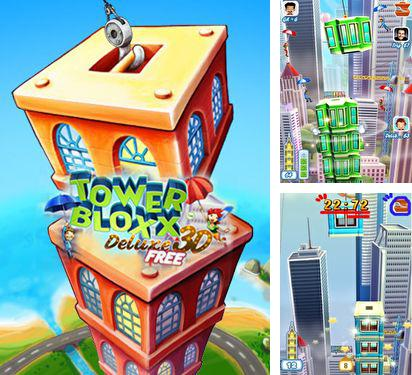 Download Tower Bloxx New York iPhone free game.