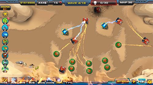 Tower defense: alien war td 2 mod apk for android free download.
