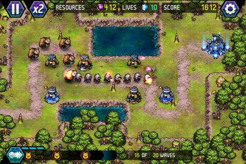 tower defense games ipad 2