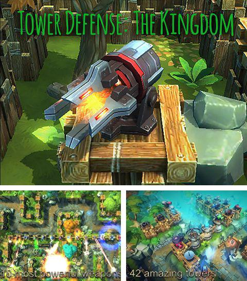 In addition to the game Dreamland HD: spooky adventure game for iPhone, iPad or iPod, you can also download Tower defense: The kingdom for free.