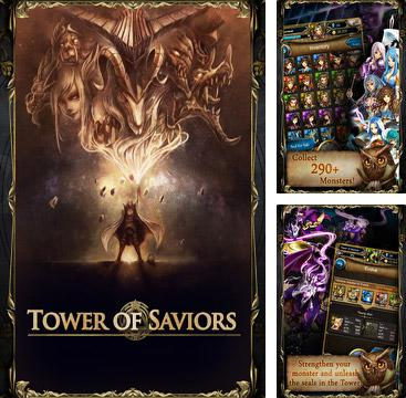 除了 iPhone、iPad 或 iPod 游戏,您还可以免费下载Tower of Saviors, 神魔之塔。