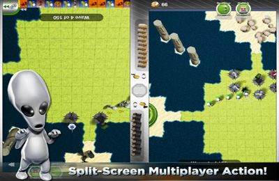 Download TowerMadness iPhone free game.