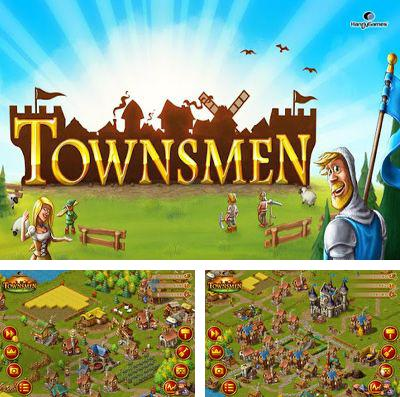 In addition to the game Gorilla Gondola for iPhone, iPad or iPod, you can also download Townsmen Premium for free.