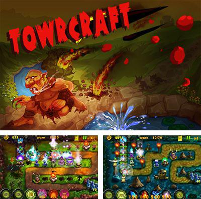 In addition to the game Giana Sisters for iPhone, iPad or iPod, you can also download TowrCraft for free.