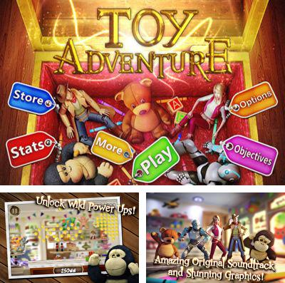 In addition to the game Escape from paradise for iPhone, iPad or iPod, you can also download Toy Adventure for free.