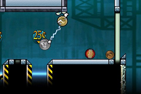 Screenshots vom Spiel Toy bot diaries. Entry 1 für iPhone, iPad oder iPod.
