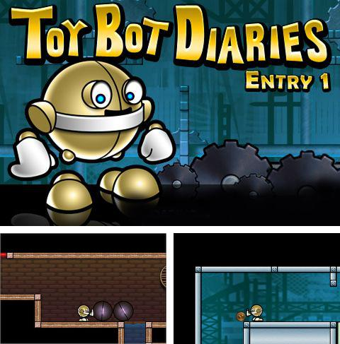 Скачать Toy bot diaries. Entry 1 на iPhone бесплатно