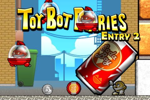 Toy bot diaries 2