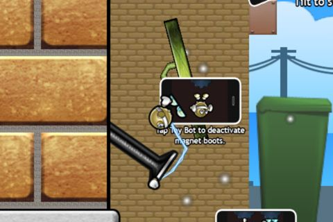 Free Toy bot diaries 2 download for iPhone, iPad and iPod.