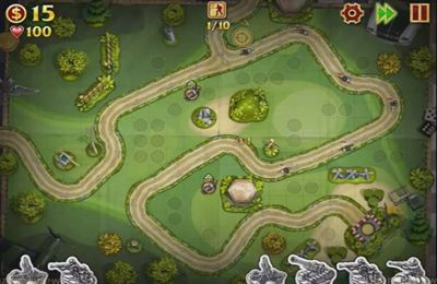 Download Toy Defense 2 iPhone free game.