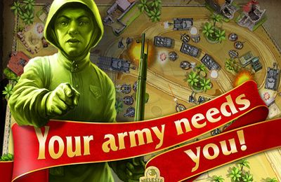 Écrans du jeu Toy Defense 2 pour iPhone, iPad ou iPod.