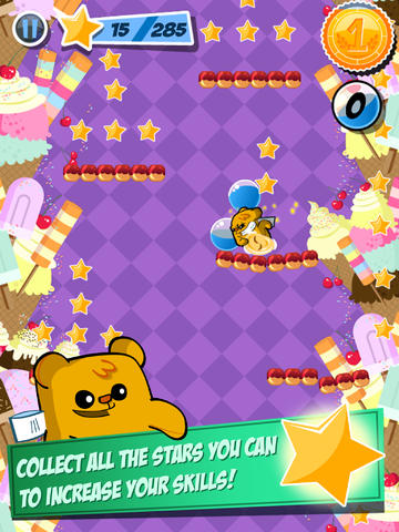 Capturas de pantalla del juego Toy Matters para iPhone, iPad o iPod.