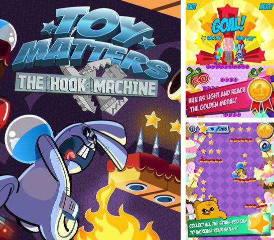 In addition to the game Zombie Duck Hunt for iPhone, iPad or iPod, you can also download Toy Matters for free.