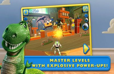 Kostenloser Download von Toy Story: Smash It! für iPhone, iPad und iPod.