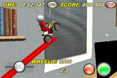 Free Toy Stunt Bike 2 download for iPhone, iPad and iPod.