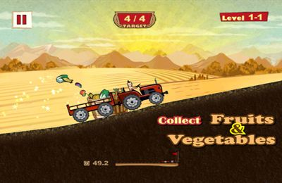 Download Tractor Hero iPhone free game.