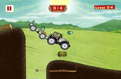 Free Tractor Hero download for iPhone, iPad and iPod.