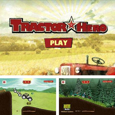 In addition to the game Bluk for iPhone, iPad or iPod, you can also download Tractor Hero for free.