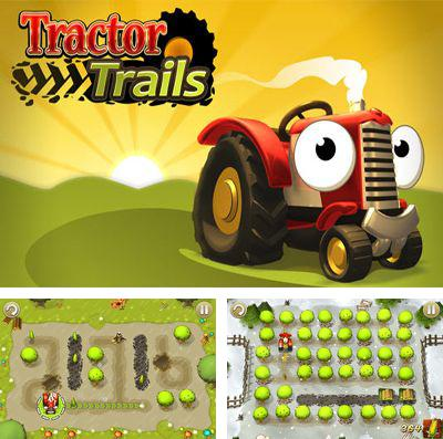 In addition to the game Crash dive for iPhone, iPad or iPod, you can also download Tractor Trails for free.
