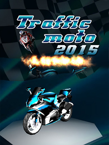 Traffic death moto 2015