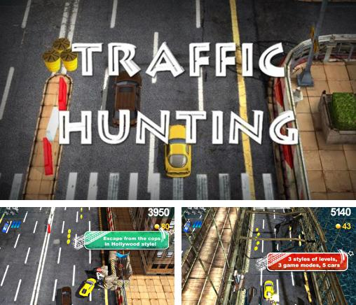 In addition to the game Ember's journey for iPhone, iPad or iPod, you can also download Traffic hunting for free.