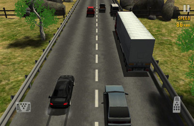 Descarga gratuita de Traffic Racer para iPhone, iPad y iPod.