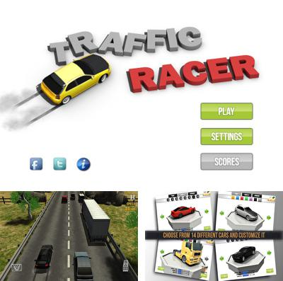 In addition to the game 32 secs for iPhone, iPad or iPod, you can also download Traffic Racer for free.