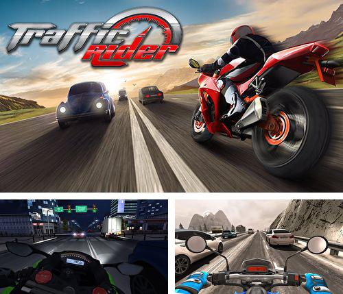 In addition to the game CHAOS RINGS II for iPhone, iPad or iPod, you can also download Traffic rider for free.