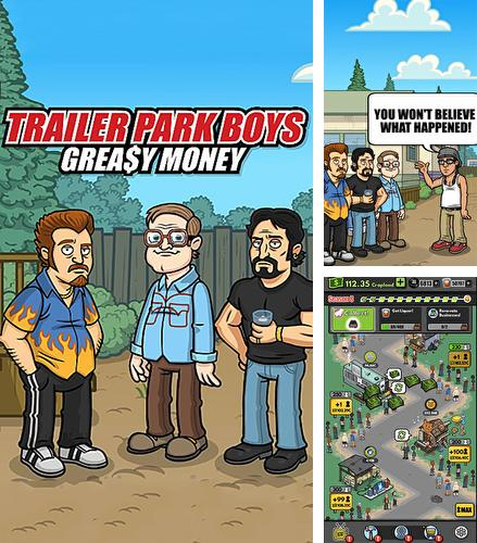 In addition to the game AntiSquad for iPhone, iPad or iPod, you can also download Trailer park boys: Greasy money for free.