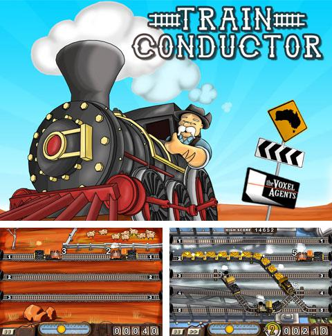 In addition to the game Devil Hunter I for iPhone, iPad or iPod, you can also download Train conductor for free.
