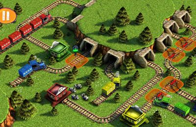 Screenshots of the Train Crisis HD game for iPhone, iPad or iPod.