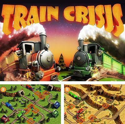 In addition to the game Paper train: Traffic for iPhone, iPad or iPod, you can also download Train Crisis HD for free.