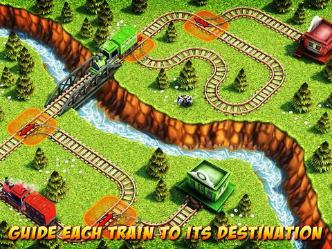 Screenshots of the Train Crisis Plus game for iPhone, iPad or iPod.